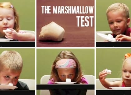 Marshmallow Test)
