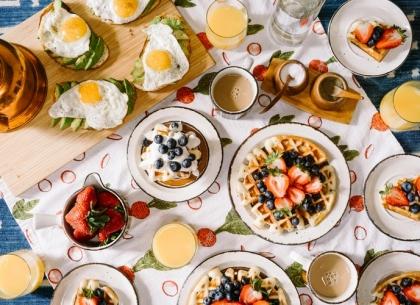Người thành công, ăn gì vào buổi sáng