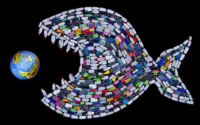 Cắt giảm rác thải nhựa