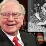 Thời niên thiếu Warren buffett