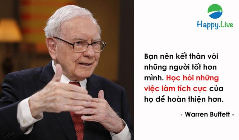 Warren Buffett và những hạng mục đáng đầu tư nhất trong cuộc đời bạn