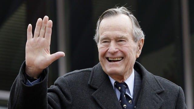 Bush và lời từ biệt