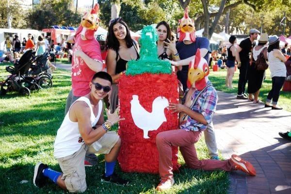Cách vua tương ớt gốc Việt bán Sriracha cho toàn nước Mỹ