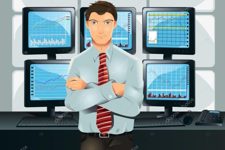 Các nhà giao dịch chuyên nghiệp có khuynh hướng thu lời và giao dịch trong các khung giá.