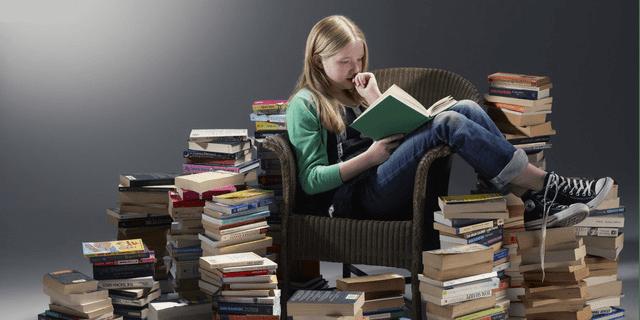 đọc sách là khoản đầu tư có lãi nhất của đời người