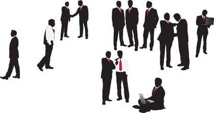 Hành vị cá nhân là phức tạp, đa dạng và khó dự báo. Hành vi nhóm lại nguyên thủy, dễ đoán.