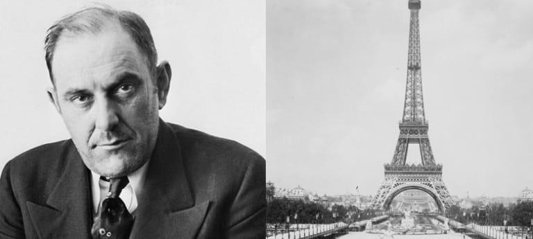 """Lustig gửi thư tới 5 nhà buôn sắt thép phế liệu nổi tiếng nhất tại Paris, mời 5 """"đại gia"""" gặp gỡ tại một phòng hạng sang ở khách sạn để bàn chuyện làm ăn khẩn."""