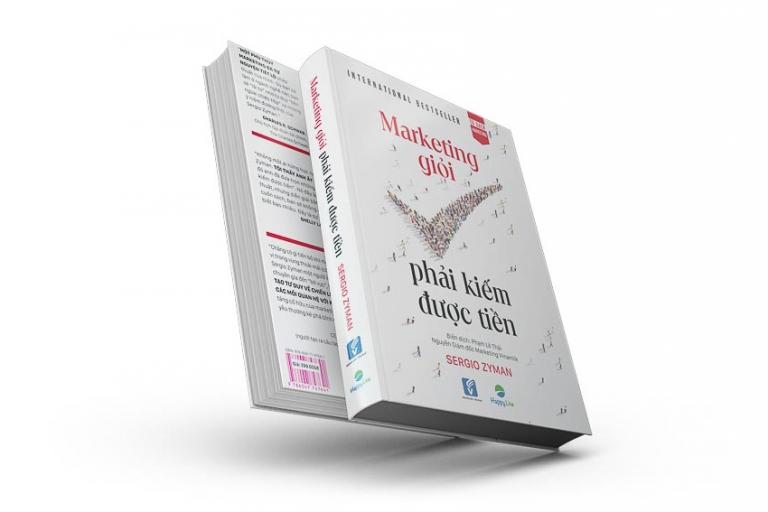 Sách marketing giỏi phải kiếm được tiền