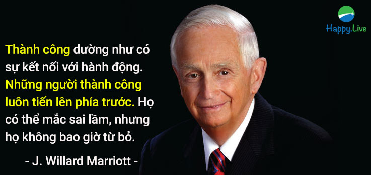 Marriott quote