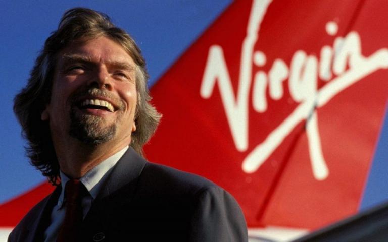 """Richard Branson: """"Theo tôi, thành công thực sự nên được đo lường bằng mức độ hạnh phúc của bạn"""""""
