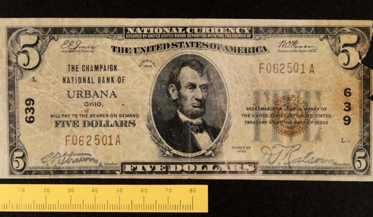 """Tờ tiền Lustig  và đồng bọn đã sản xuất ra từ """"chiếc hộp thần kỳ"""""""