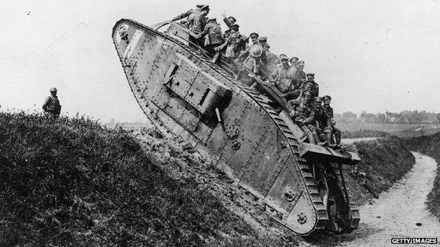 Xe tăng giúp thay đổi diện mạo chiến trường và kết thúc phong cách chiến tranh chiến hào, bắt đầu kỷ nguyên chiến tranh cơ giới với một nhu cầu khổng lồ cho dầu mỏ.