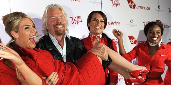 10 quy tắc tạo thành công của tỷ phú kỳ dị Richard Branson