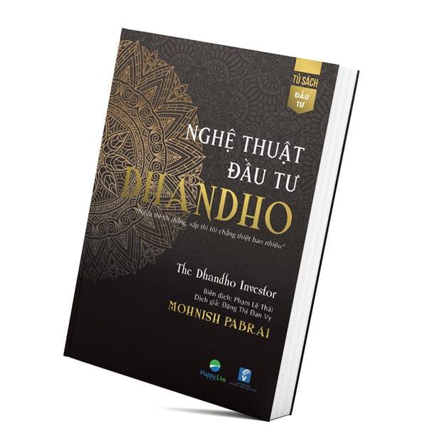 Sách Nghệ thuật đầu tư Dhandho - Mohnish Pabrai