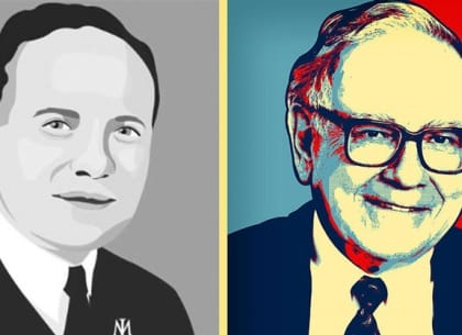 Benjamin Graham, Warren Buffett