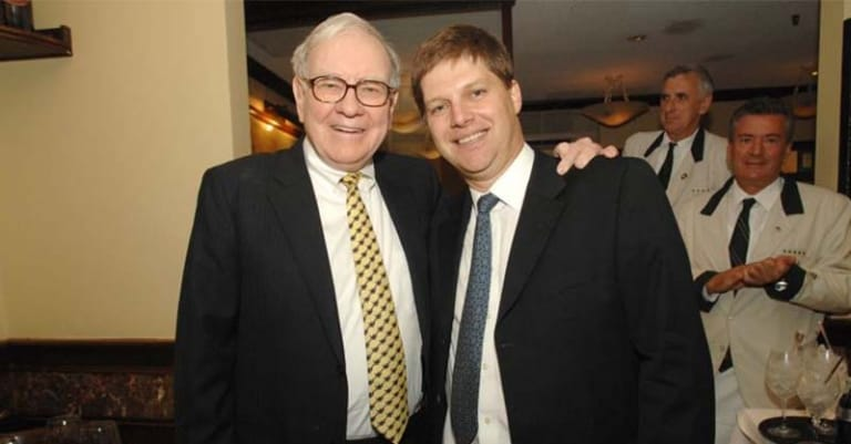 Guy Spier, Warren Buffett