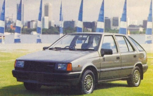 Hyundai Excel 1986