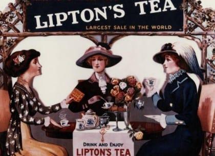 Câu chuyện về Thomas Lipton, người sáng lập thương hiệu trà danh tiếng