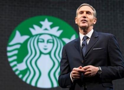Cách Howard Schultz vực dậy Starbucks trước bờ vực thẳm