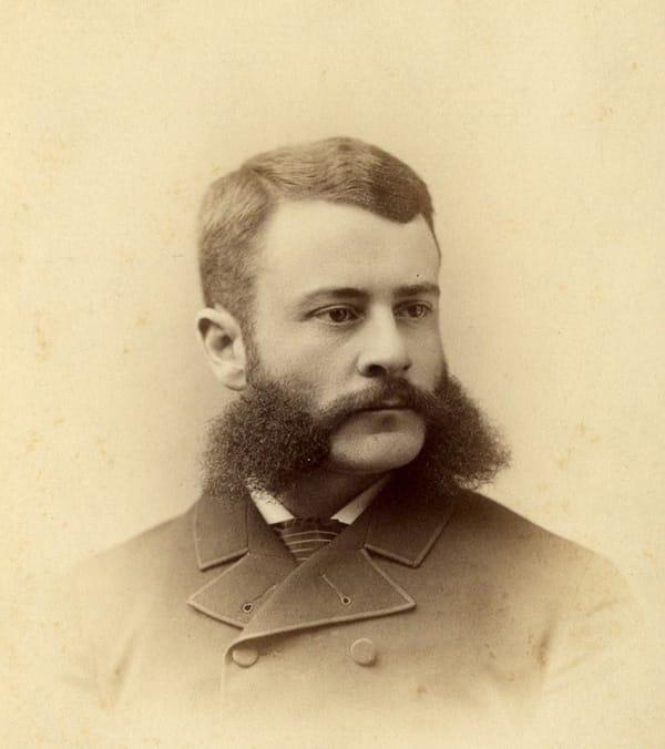 Charles Milford Bergstresser - nhà sáng lập không xuất hiện trong tên gọi của Dow Jones