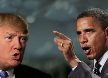 7 năm trước Donald Trump đã bị Obama chế giễu như thế này khi định tranh cử tổng thống