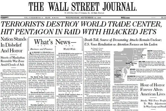 Từ tờ tinh nhanh, đã lên ý tưởng tạo thành tờ báo 4 trang, có giá 2 xu, phát hành vào 15h15 phút hàng ngày có tên: The Wall Street Journal