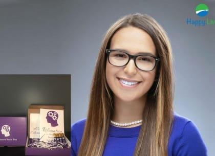 Victoria đang tạo dấu ấn với startup của mình trong cuộc chiến chống lại bệnh Alzheimer cho bà của cô bé và tất cả những người đang đấu tranh với Alzheimer.