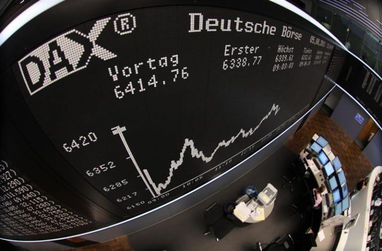 The DAX - chỉ số chứng khoán Đức
