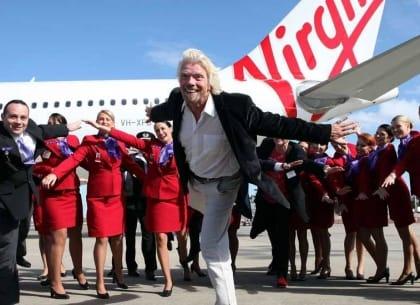 thành công Richard Branson