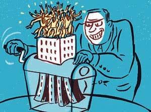 """Đối với Andersen, việc tiêu hủy tài liệu của Enron chỉ là """"quy trình bình thường"""""""