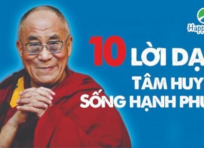 10 bài học từ Đạt Lai Lạt Ma sẽ giúp bạn thay đổi nhân sinh quan