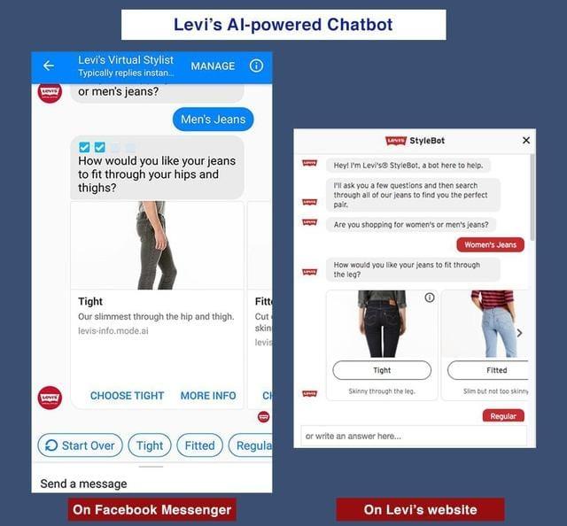 Tự biến mình thành startup, doanh thu 2017 của Levi's lập kỷ lục sau gần 2 thập kỷ