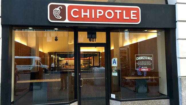 Từ khởi đầu chỉ mới 13 năm về trước, bây giờ Chipotle đã mở nhà hàng thứ 500.