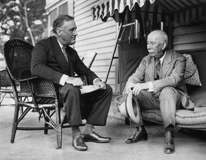 House và Roosevelt
