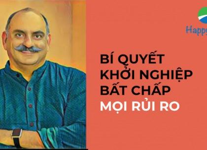 Mohnish Pabrai và bí quyết khởi nghiệp