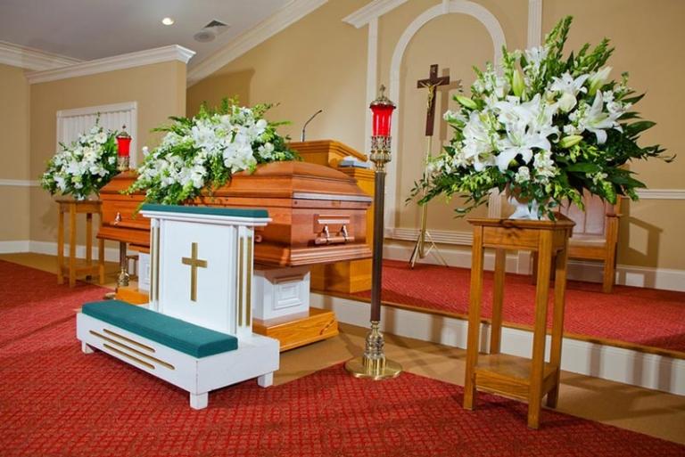 đầu tư nhà tang lễ
