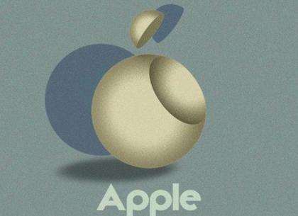 Một logo của Apple do designer Vladimir Nikolic sáng tạo