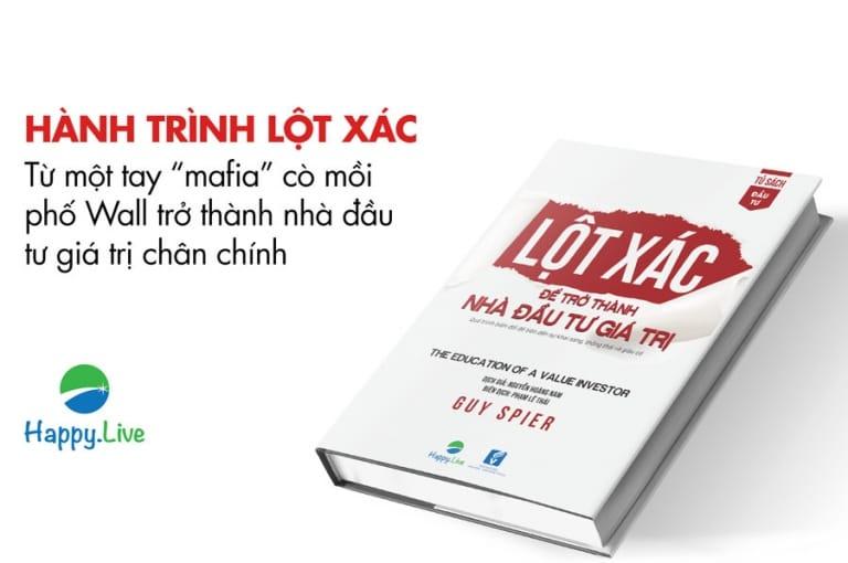 10 cuốn sách đầu tư chứng khoán phải đọc cho người mới bắt đầu, Lột Xác Để Trở Thành Nhà Đầu Tư Giá Trị