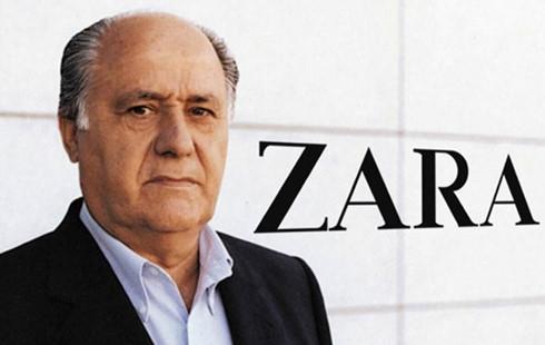 nhà sáng lập của Zara