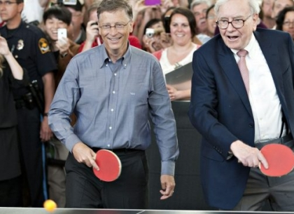 Bill Gates và Warren Buffett