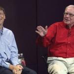 Warren Buffett, Bill Gates nói gì với sinh viên Harvard (P2)