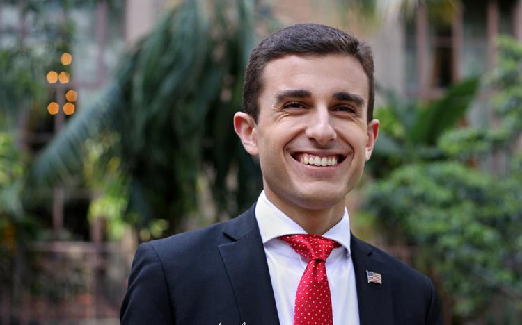 Richard Lorenzen - CEO 26 tuổi của công ty PR Fifth Avenue Brands