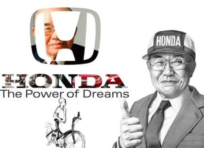 Nhà sáng lập thương hiệu Honda - Soichiro Honda