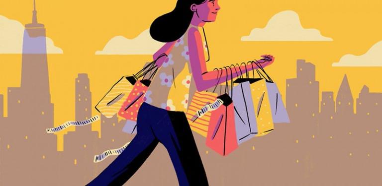 Bạn tốn bao nhiêu tiền mỗi tháng mua sắm quần áo?