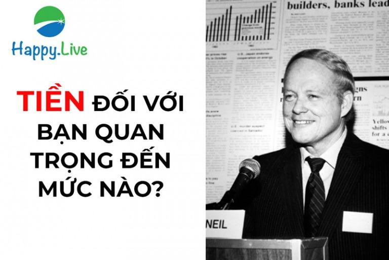 William O'Neil: Muốn đầu tư nhưng không có thời gian - phải làm sao?