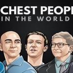 Top những người giàu nhất thế giới