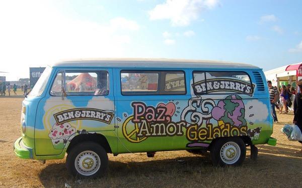 5 chiến lược tiếp thị đưa Ben&Jerry từ chiếc xe kem nhỏ tới thương hiệu toàn cầu