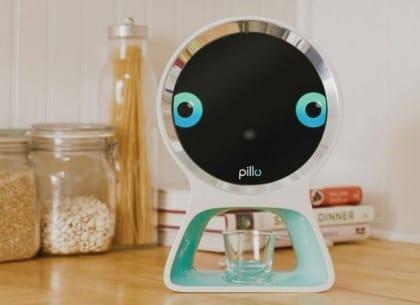 Startup công nghệ sức khỏe Mỹ gây chú ý với robot nhắc uống thuốc Pillo