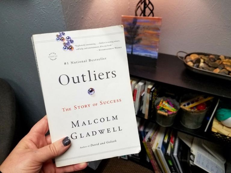 """""""Outliers: the Story of Success"""""""