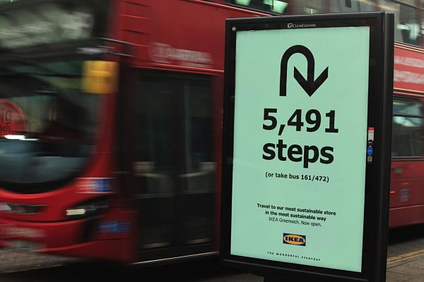 chiến dịch quảng cáo bảo vệ môi trường của IKEA